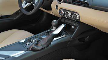 interior de automóbil